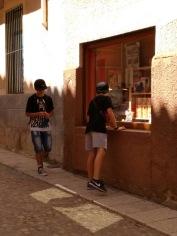 Gymkana por Alcaraz